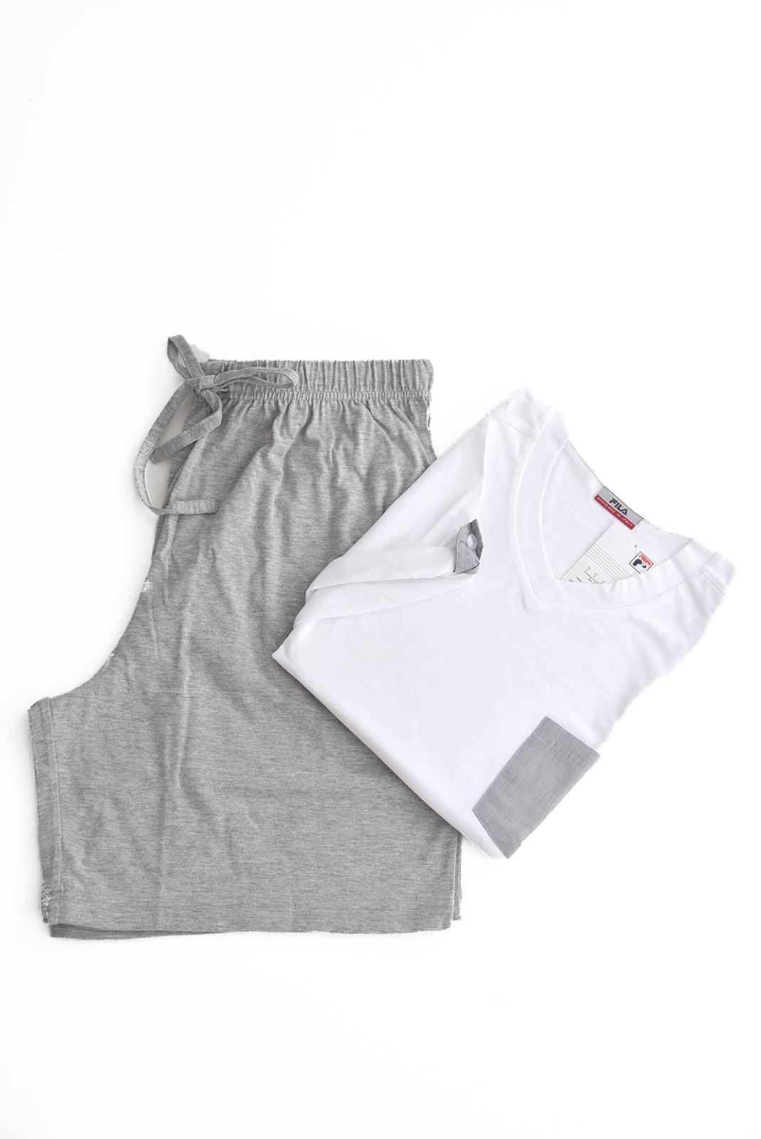 Pyjamas-Peignoirs  Fila F06IU 003-BIANCO