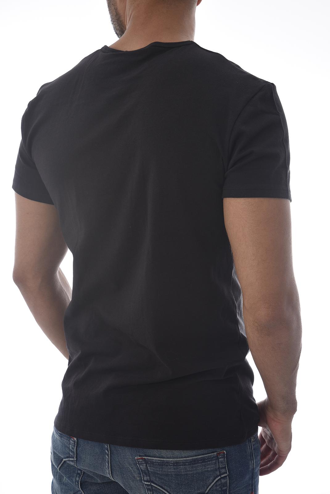 Tee-shirts  Fila F06G7 004-NERO