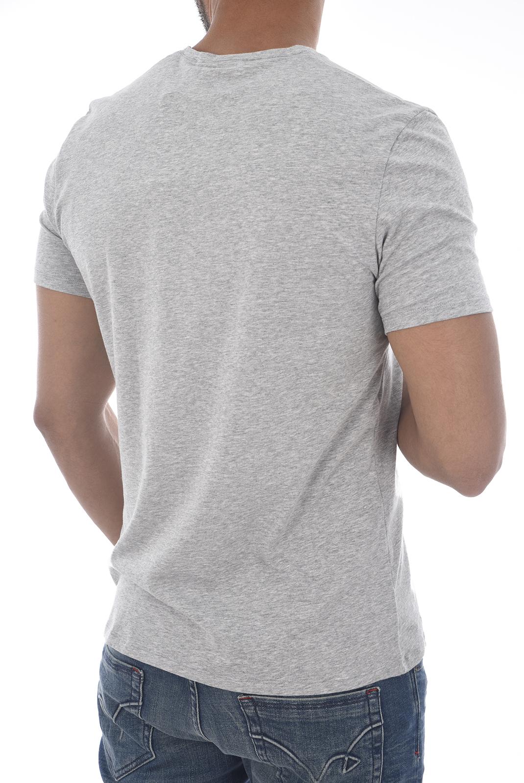 Tee-shirts  Fila 46065 026-GRIGIO MELANGE