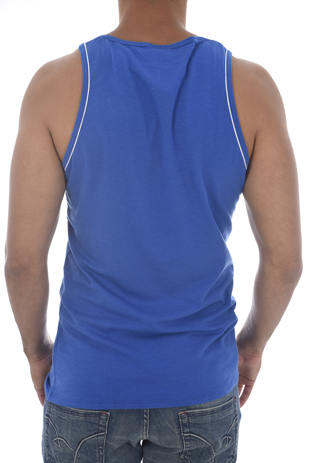 Tee-shirts  Fila F06IE 0ED-BLU OLTREMARE