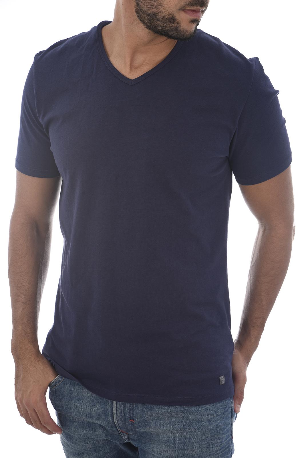 Tee-shirts  Fila 46240 007-BLU