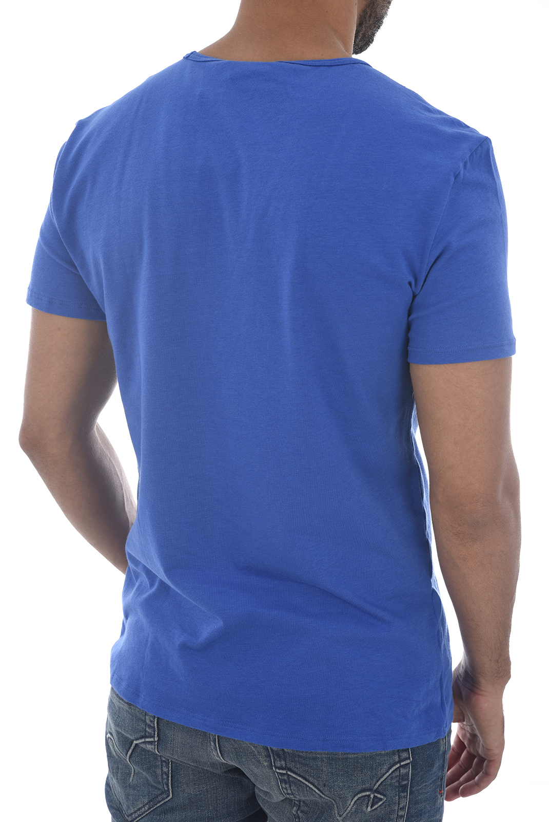 Tee-shirts  Fila F06ID 0ED-BLU OLTREMARE