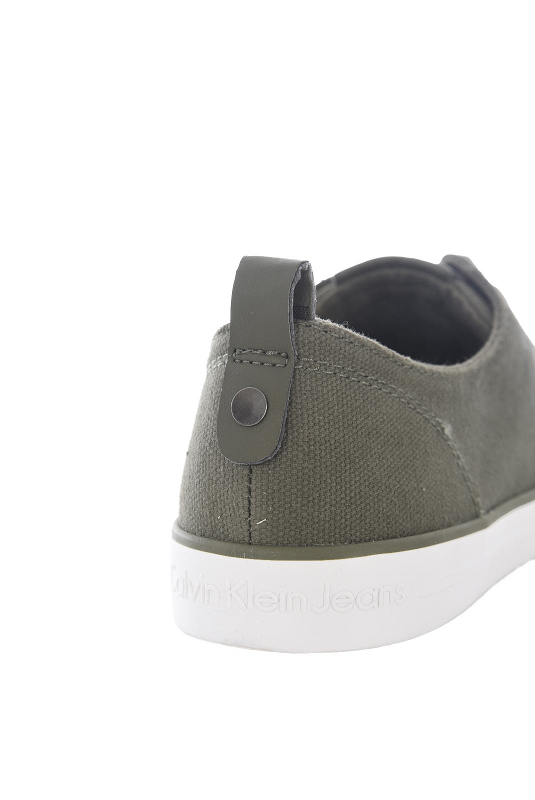 Baskets / Sneakers  Calvin klein DORA CANVAS MILITARY