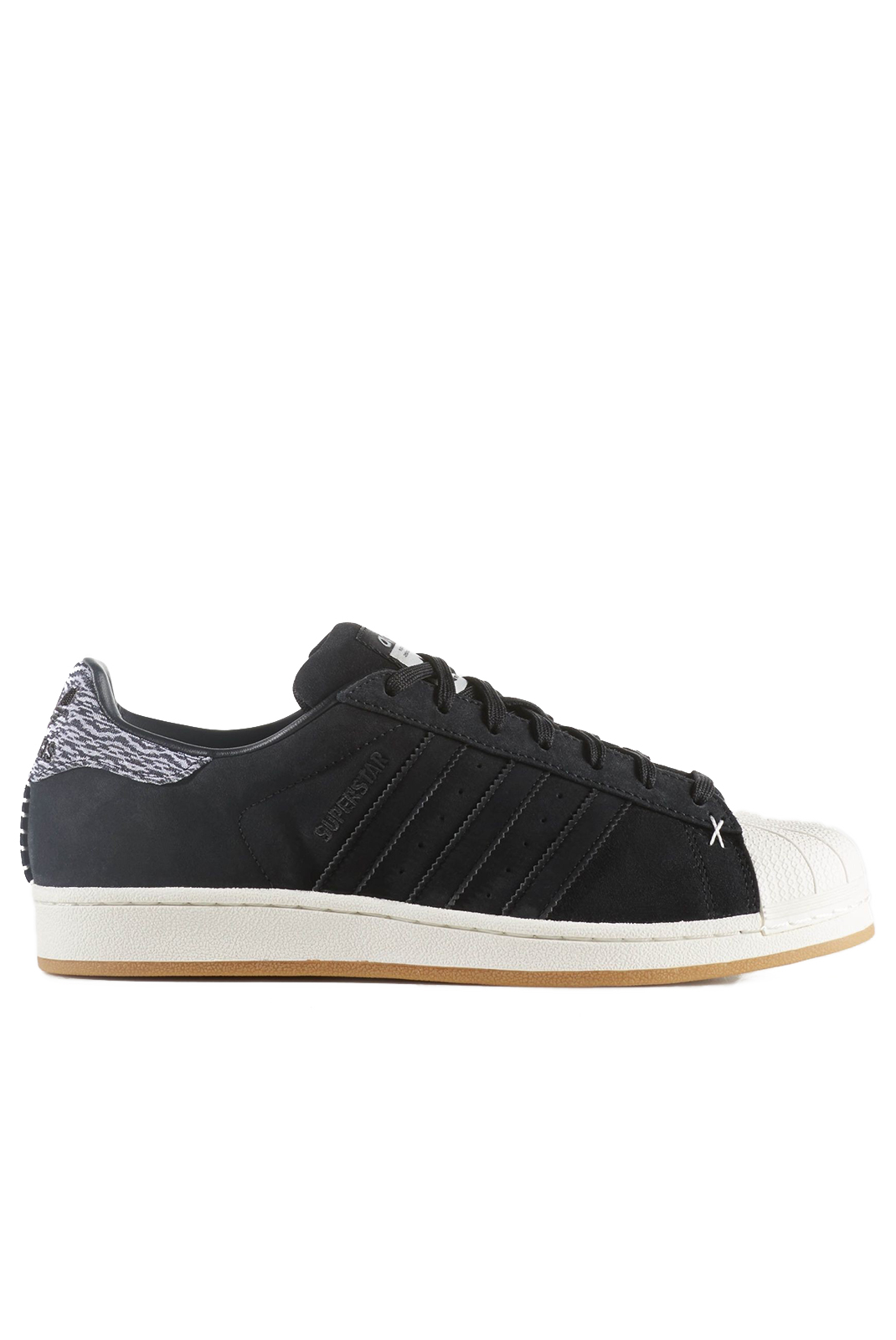Baskets / Sport  Adidas B27737 SUPERSTAR NOIR