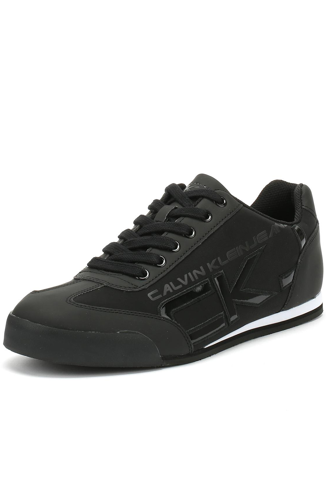 Baskets / Sport  Calvin klein CALE MATTE BLACK