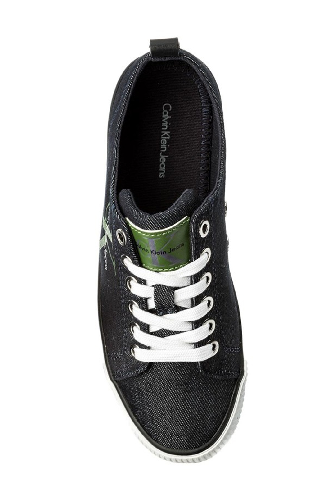 Baskets / Sneakers  Calvin klein DORA DENIM INDIGO