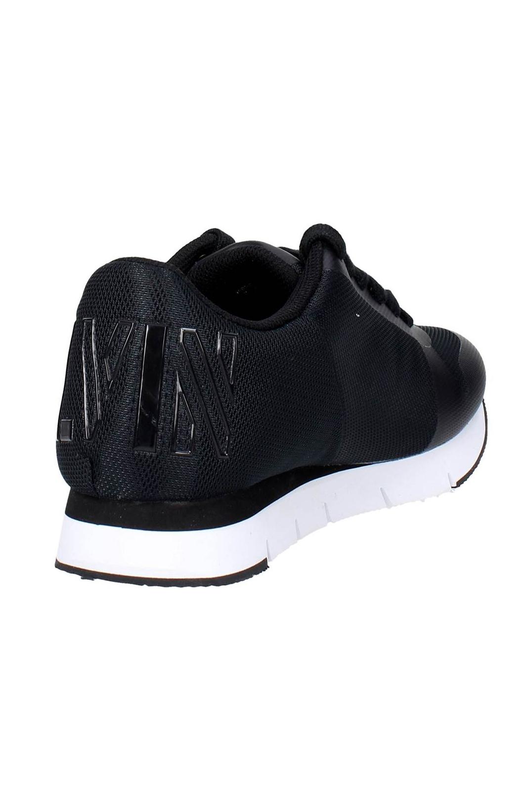 Baskets / Sport  Calvin klein JABRE MESH BLACK/BLACK