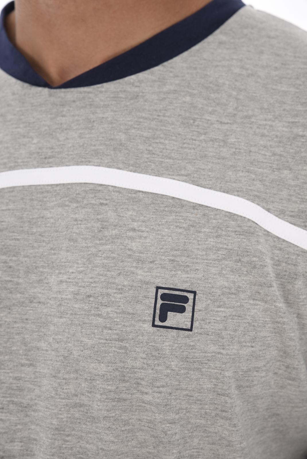 Pyjamas-Peignoirs  Fila F06IN 026-GRIGIO MELANGE
