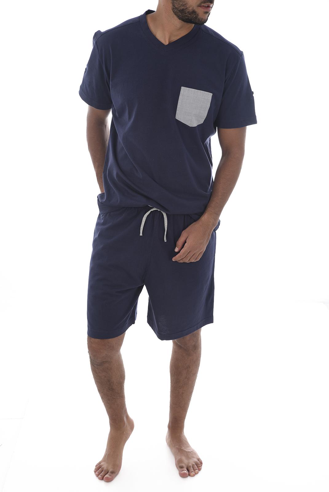 Pyjamas-Peignoirs  Fila F06IV 127-BLU NAVY