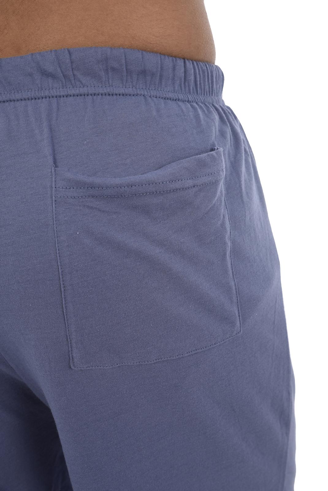 Pyjamas-Peignoirs  Fila F06IP 0EF-BLU POLVERE STAMPATO