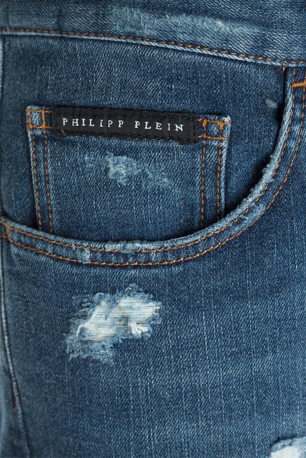 slim / skinny  Philipp plein MDT0073 SMOKING 20WA BEAR