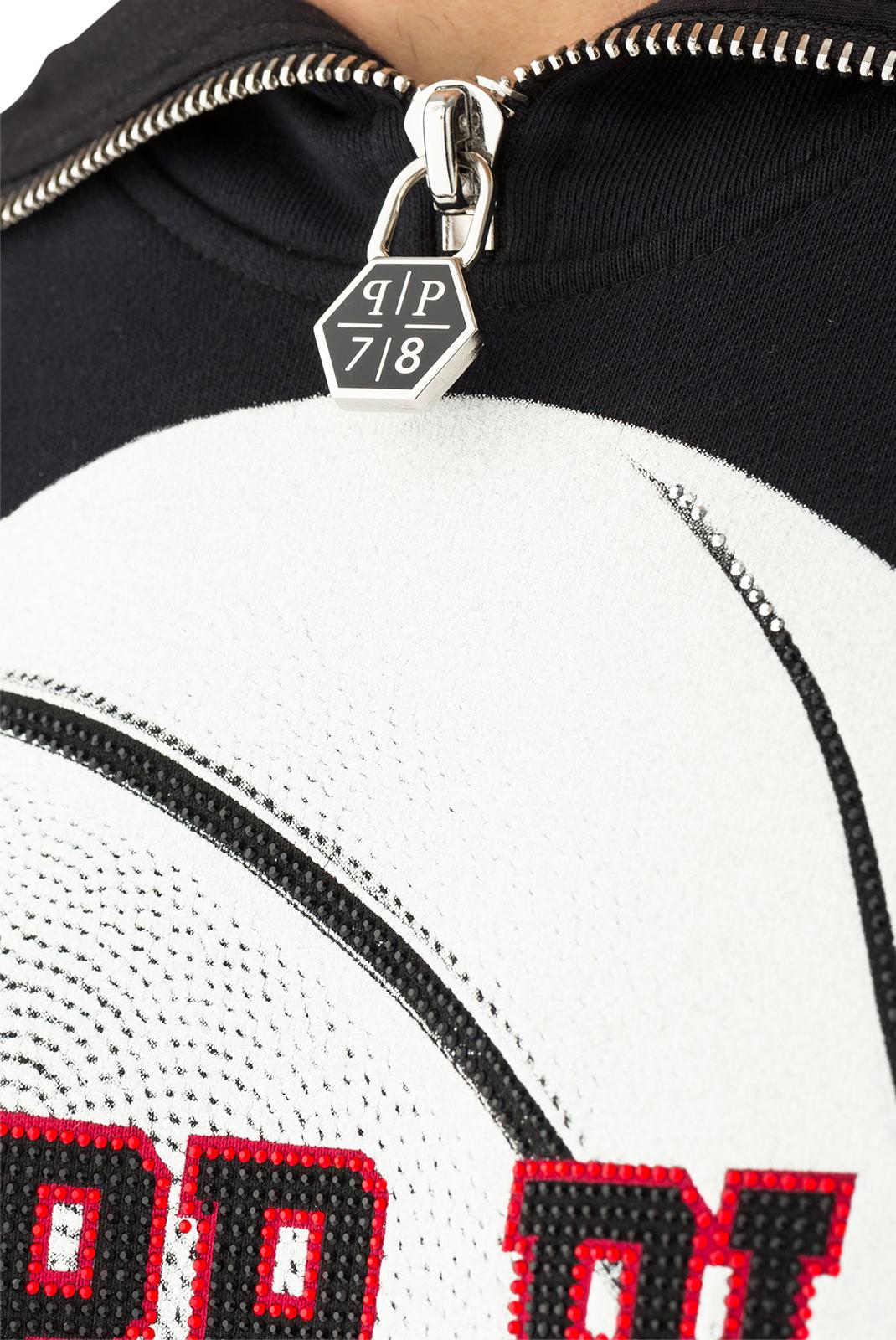 Sweatshirts  Philipp plein MJO0041 BELL 02 BLACK