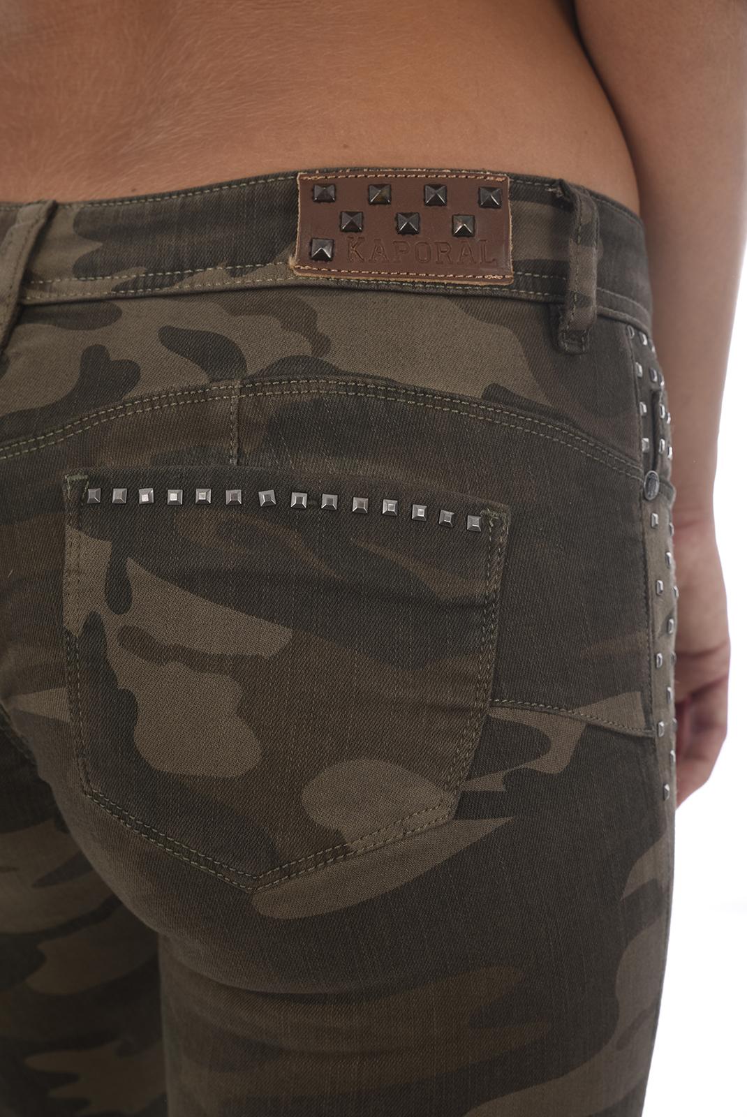 Jeans   Kaporal LOKA H18W7 CAMOU