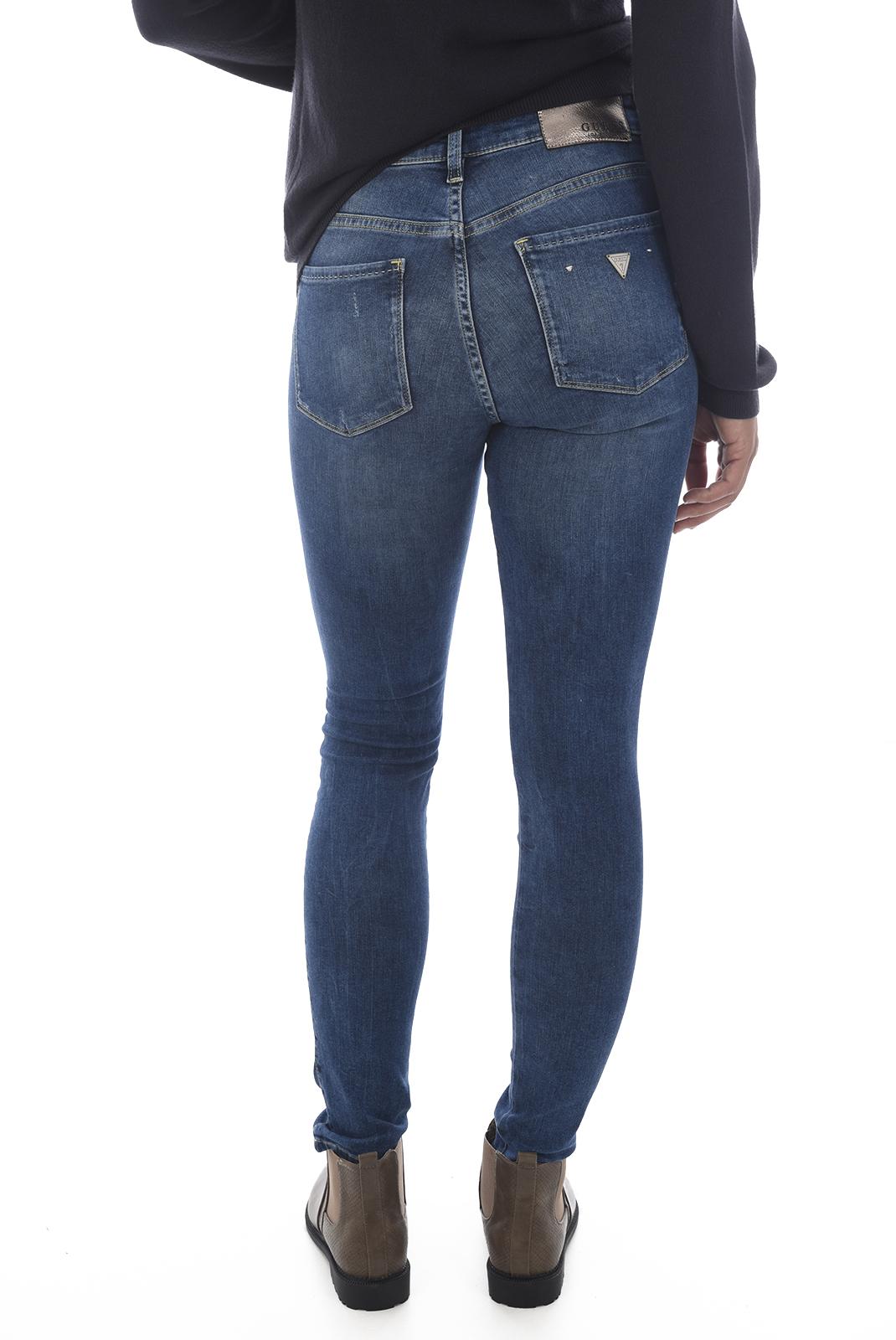Jeans   Guess jeans W83AJ1 D38R0 SEXY CURVE FIGUE