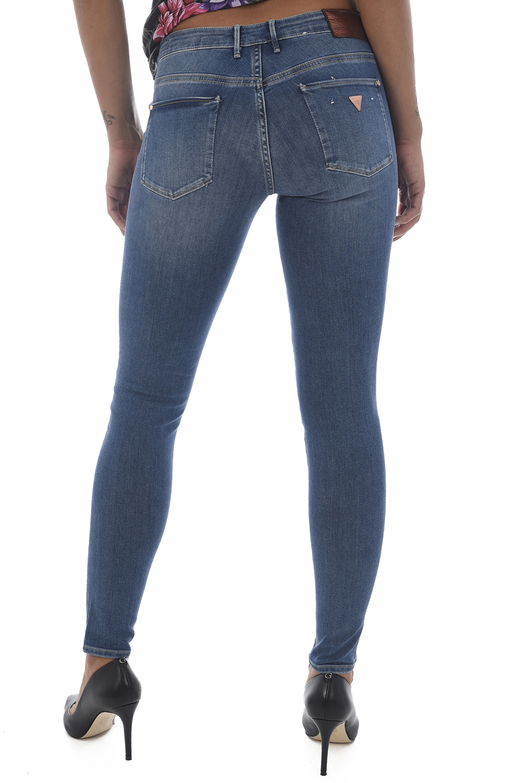 Jeans   Guess jeans W83A27 D2CN5 JEGGING CYPB
