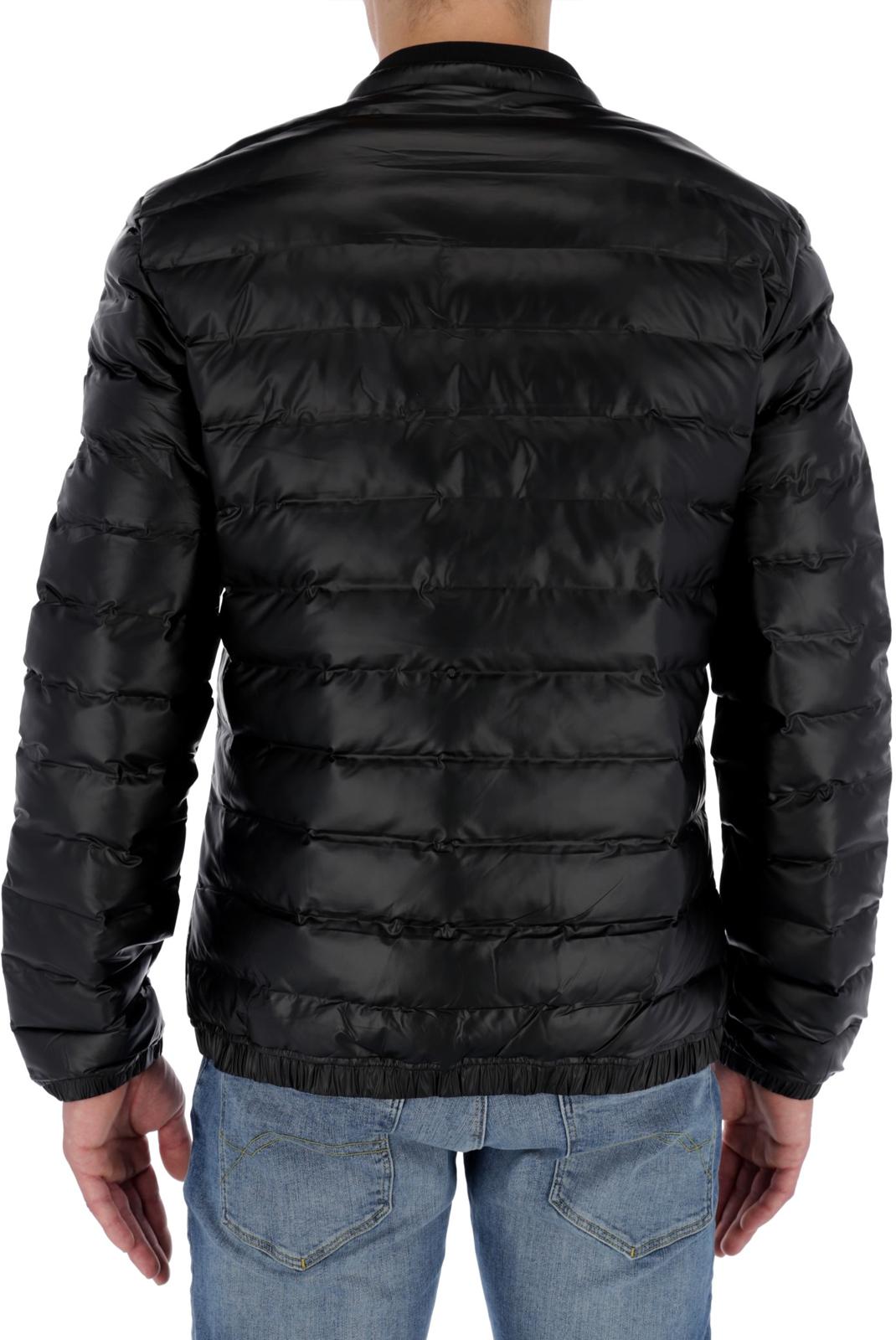 Blousons / doudounes  Guess jeans M83L03 WAB00 JBLK