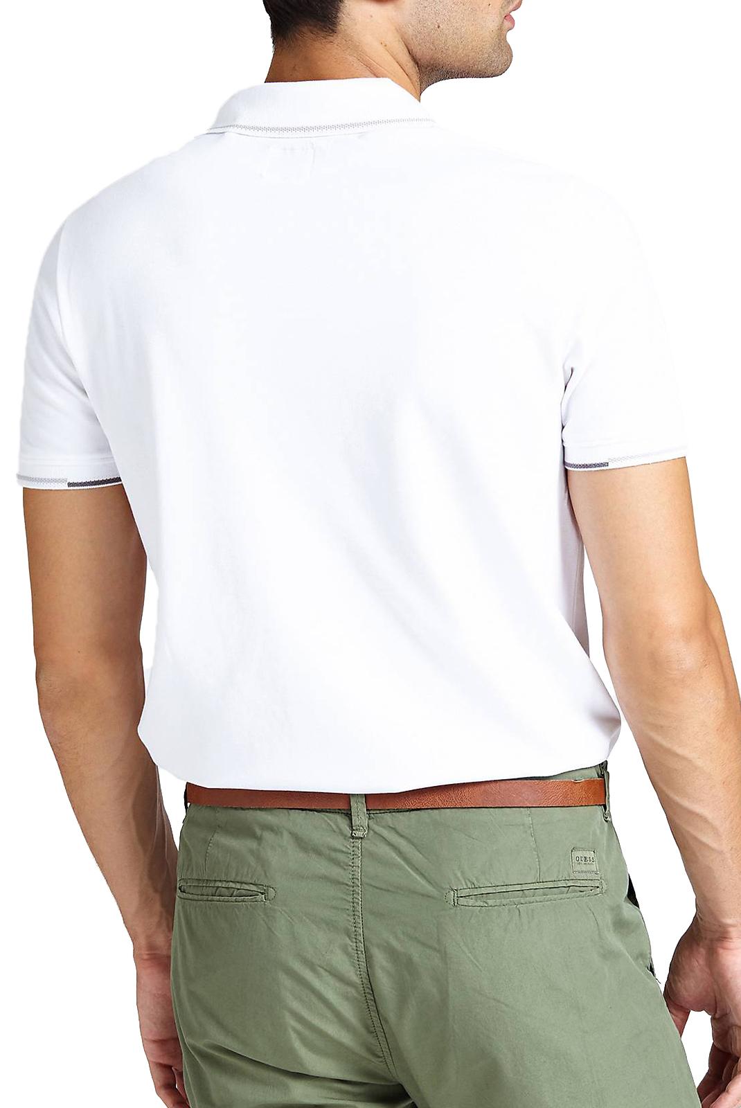 Polos  Guess jeans M83P03 K4KV0 TWHT