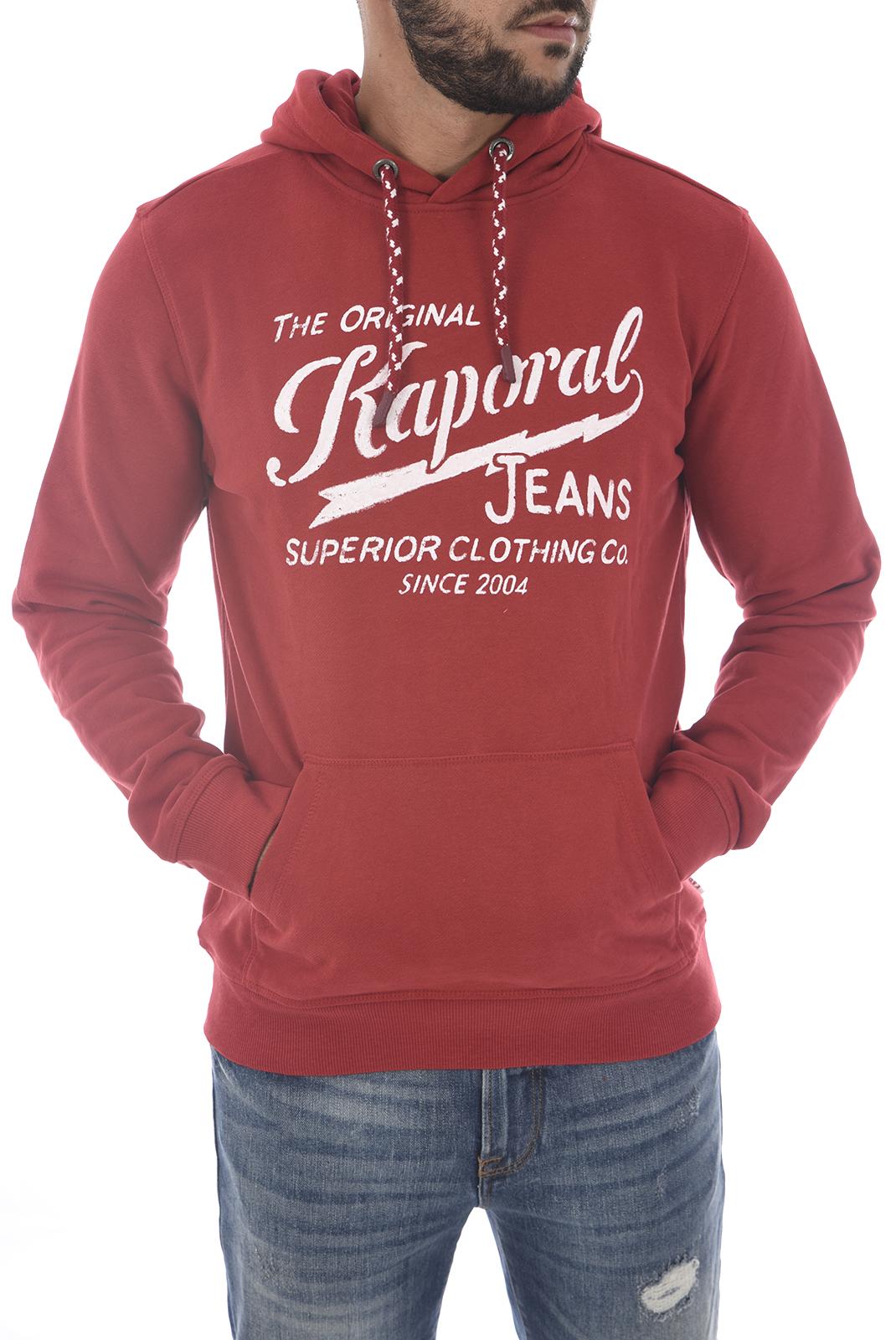 Sweatshirts  Kaporal BOKY H18M32 NEO RED