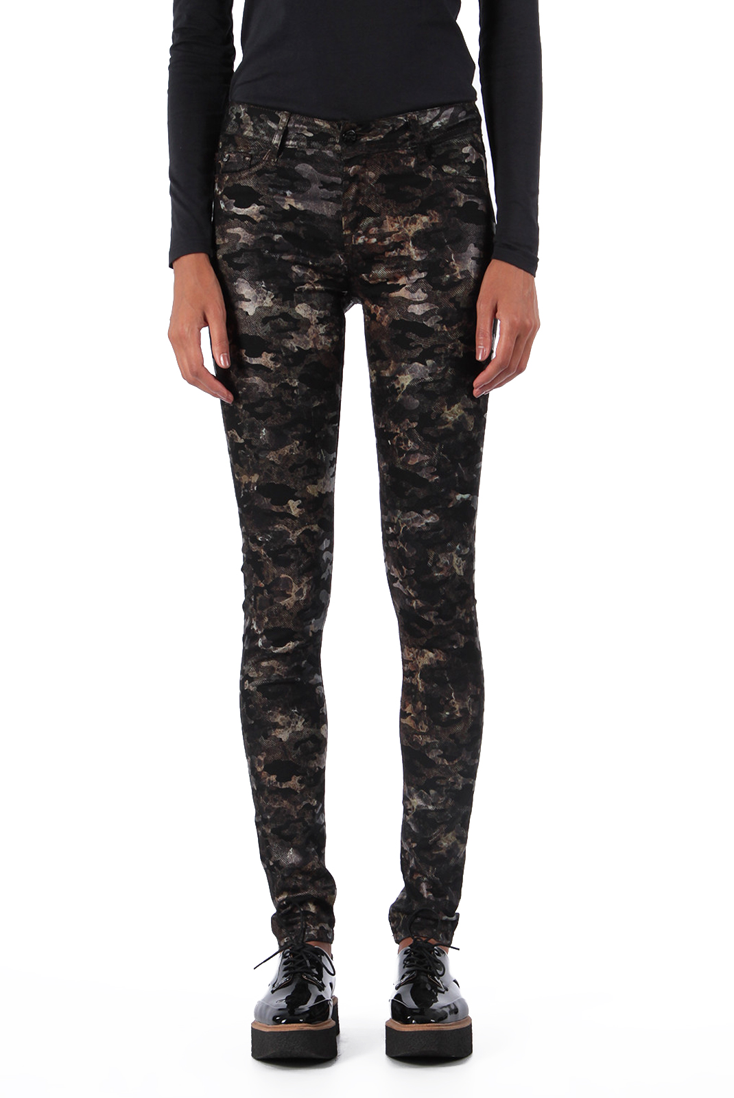 Jeans   Kaporal POWER H18W7 CAMOUJ