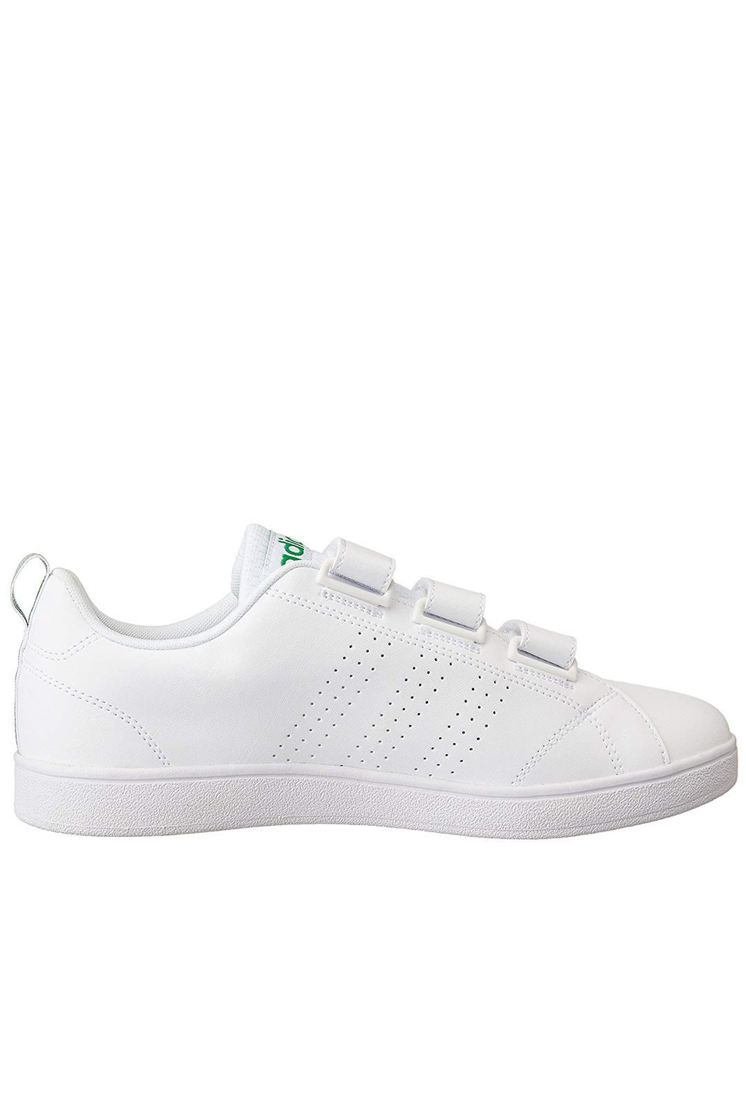Chaussures   Adidas AW5210 ADVANTAGE CLEAN CMF BLANC