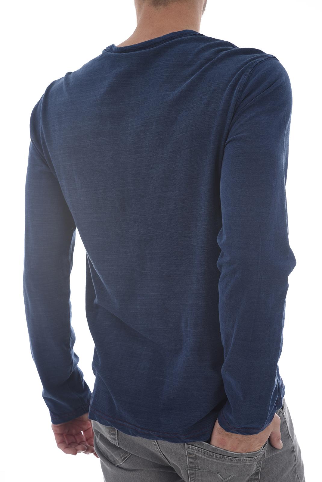 Tee-shirts  Kaporal BANGO H18 INDIGO
