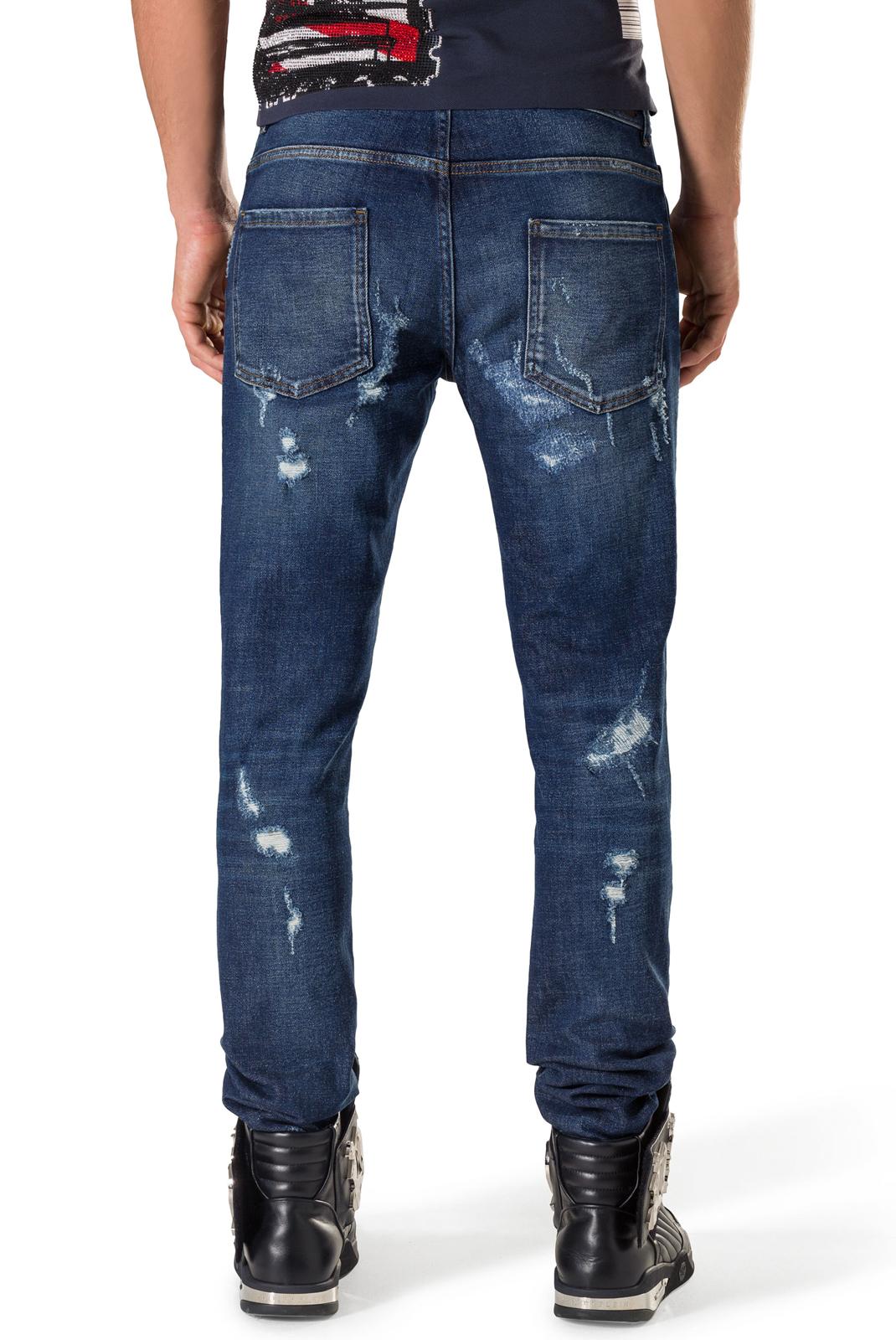 Jeans  Philipp plein A17C MDT0517 CANGE 14MT MID TOWN