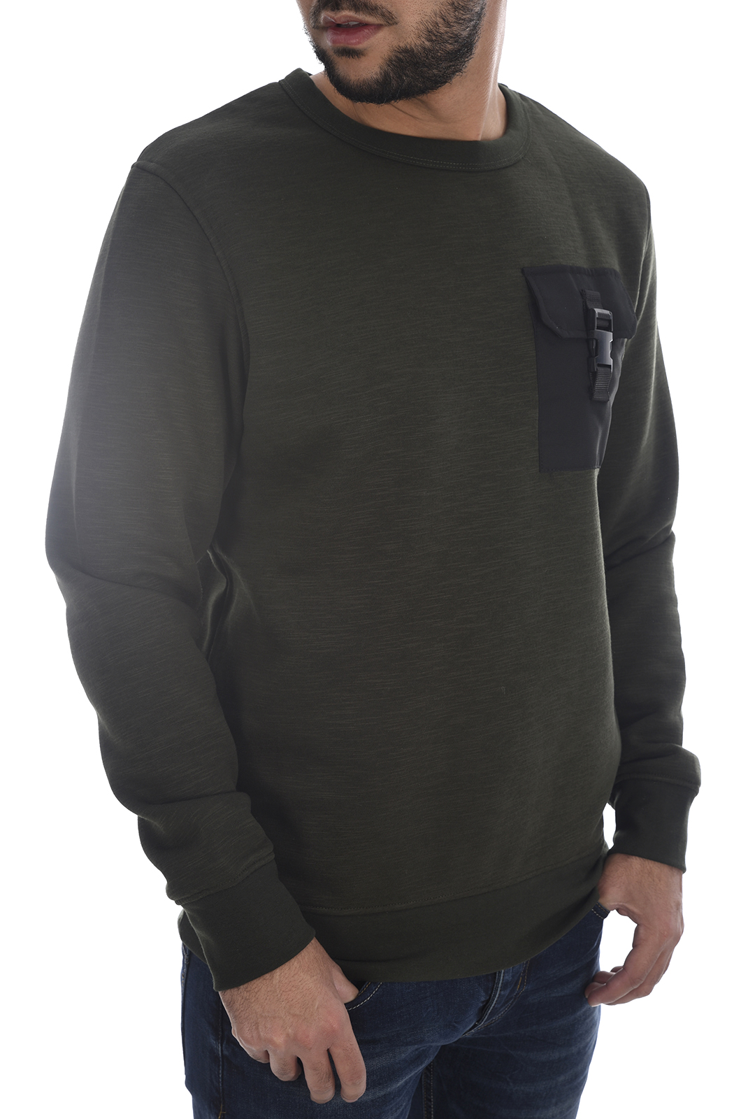 Sweatshirts  Jack & Jones STANN SWEAT CREW Rosin