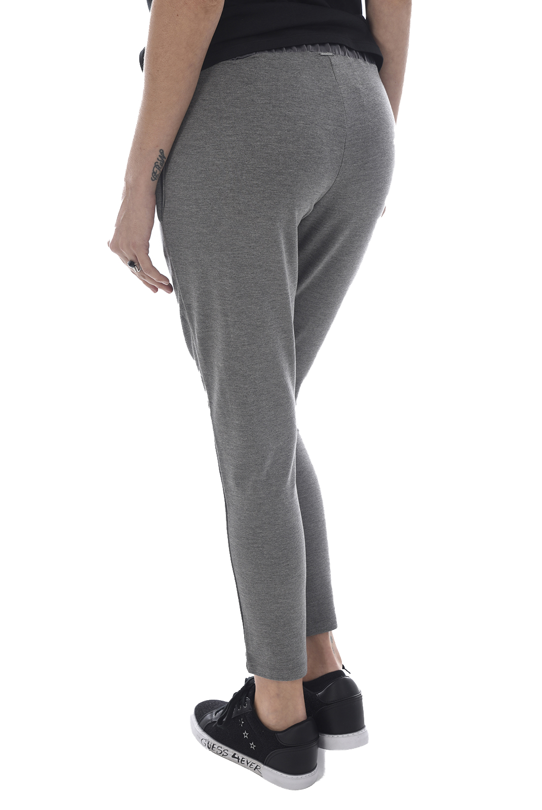 Gris 1692 Wwpan1092 Pantalons Woolrich Femme vfbg6Y7y