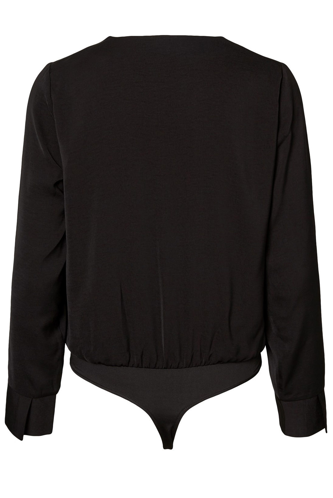 Top   Vero moda FREYA LACE L/S BODY SB1 Black