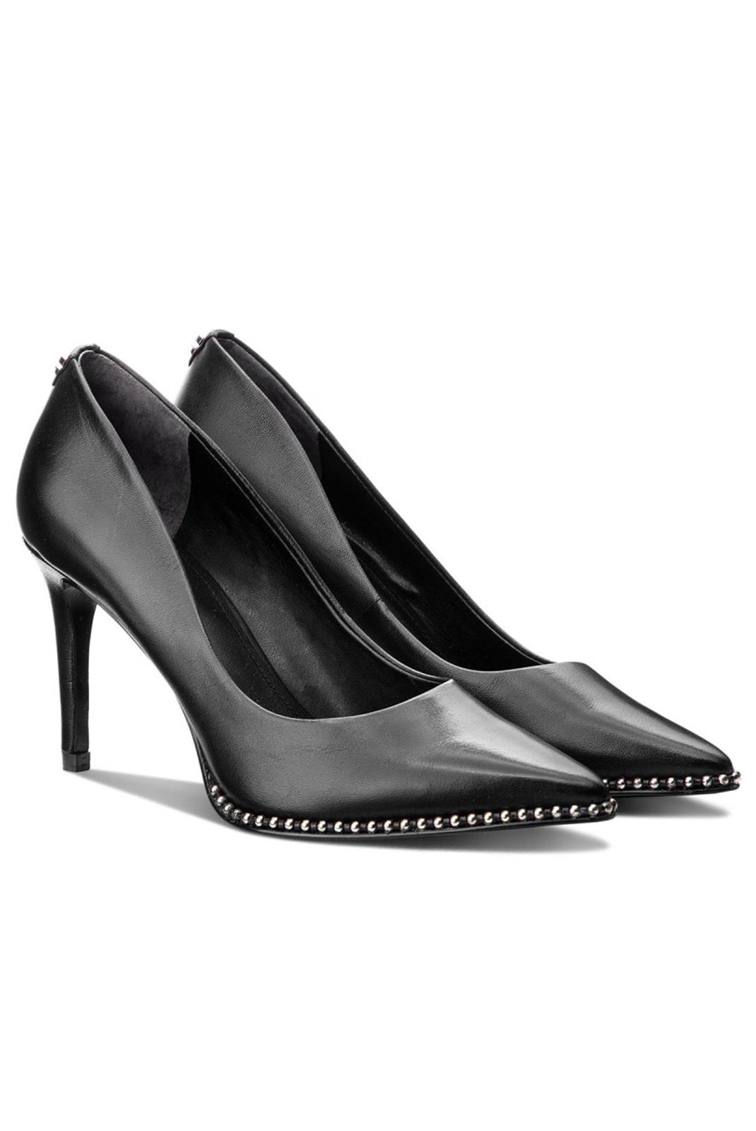 Chaussures de ville  Guess jeans FLBST4 LEA08 BLACK
