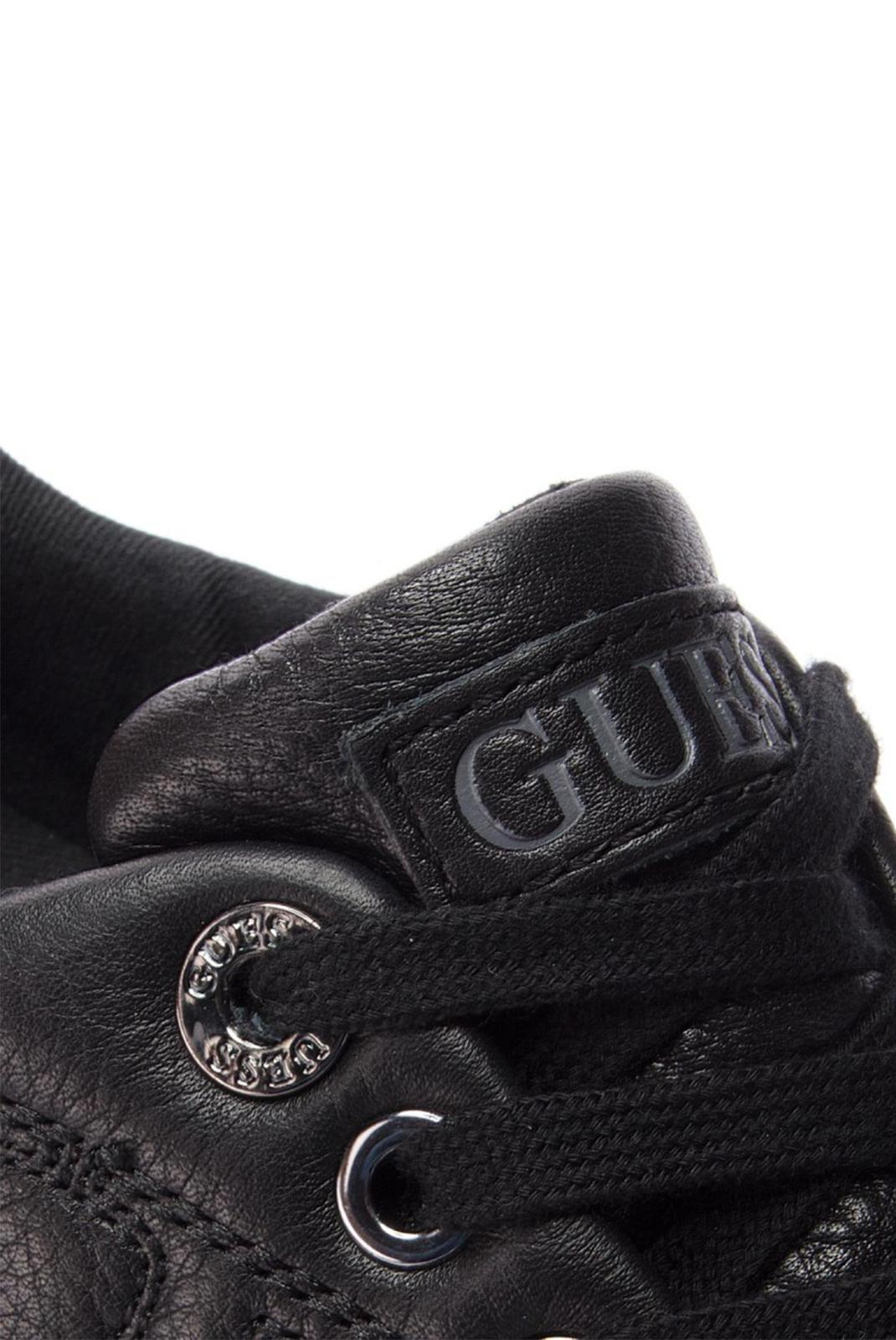 Baskets / Sneakers  Guess jeans FLCE34 LEA12 BLACK