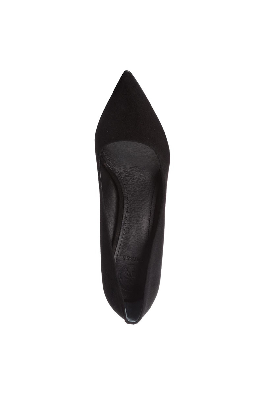 Chaussures de ville  Guess jeans FLOKY4 SUE08 BLACK