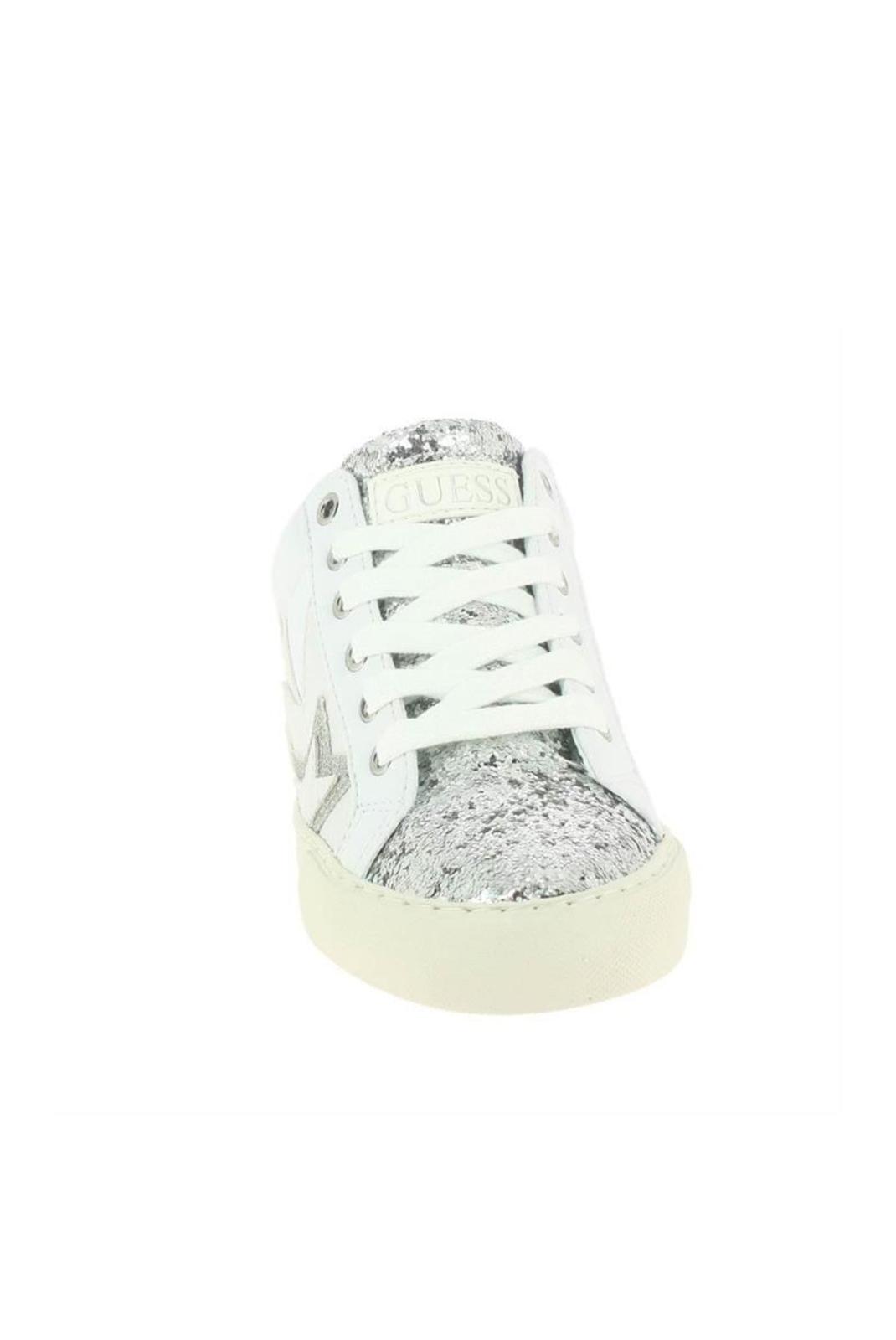 Baskets / Sneakers  Guess jeans FLPOT4 PEL12 WHITE
