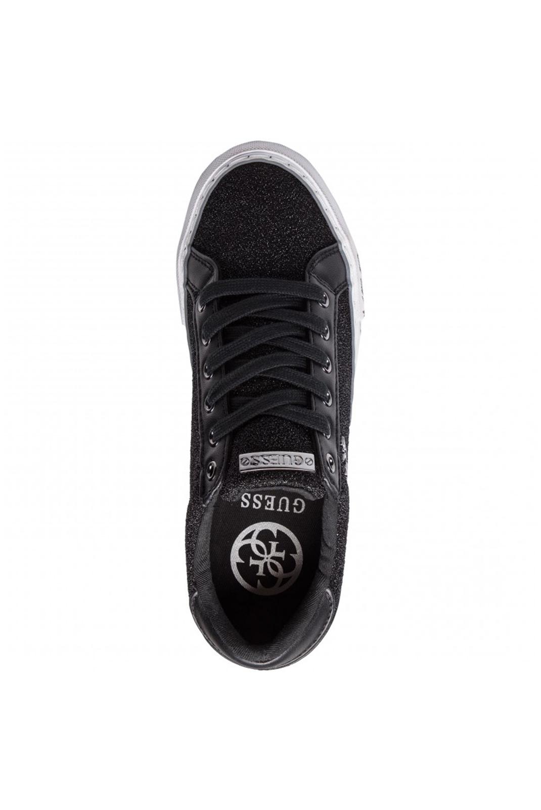 Baskets / Sneakers  Guess jeans FLPRE4 FAM12 BLACK