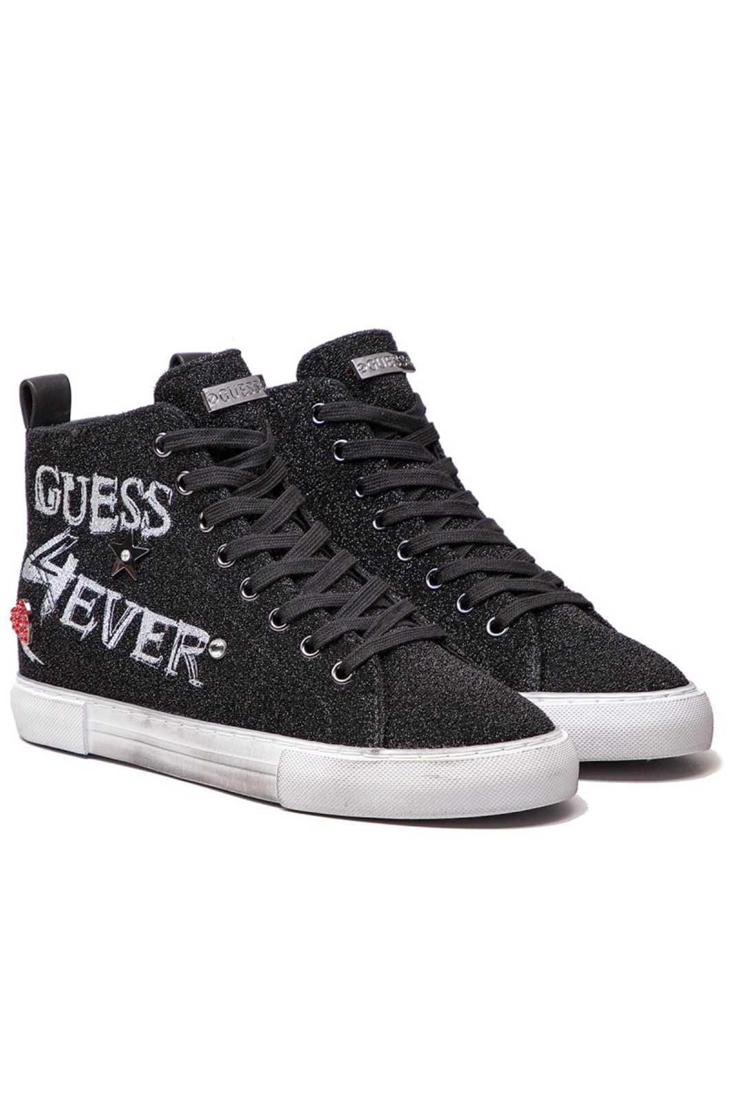 Baskets / Sneakers  Guess jeans FLPYE4 FAM12 BLACK