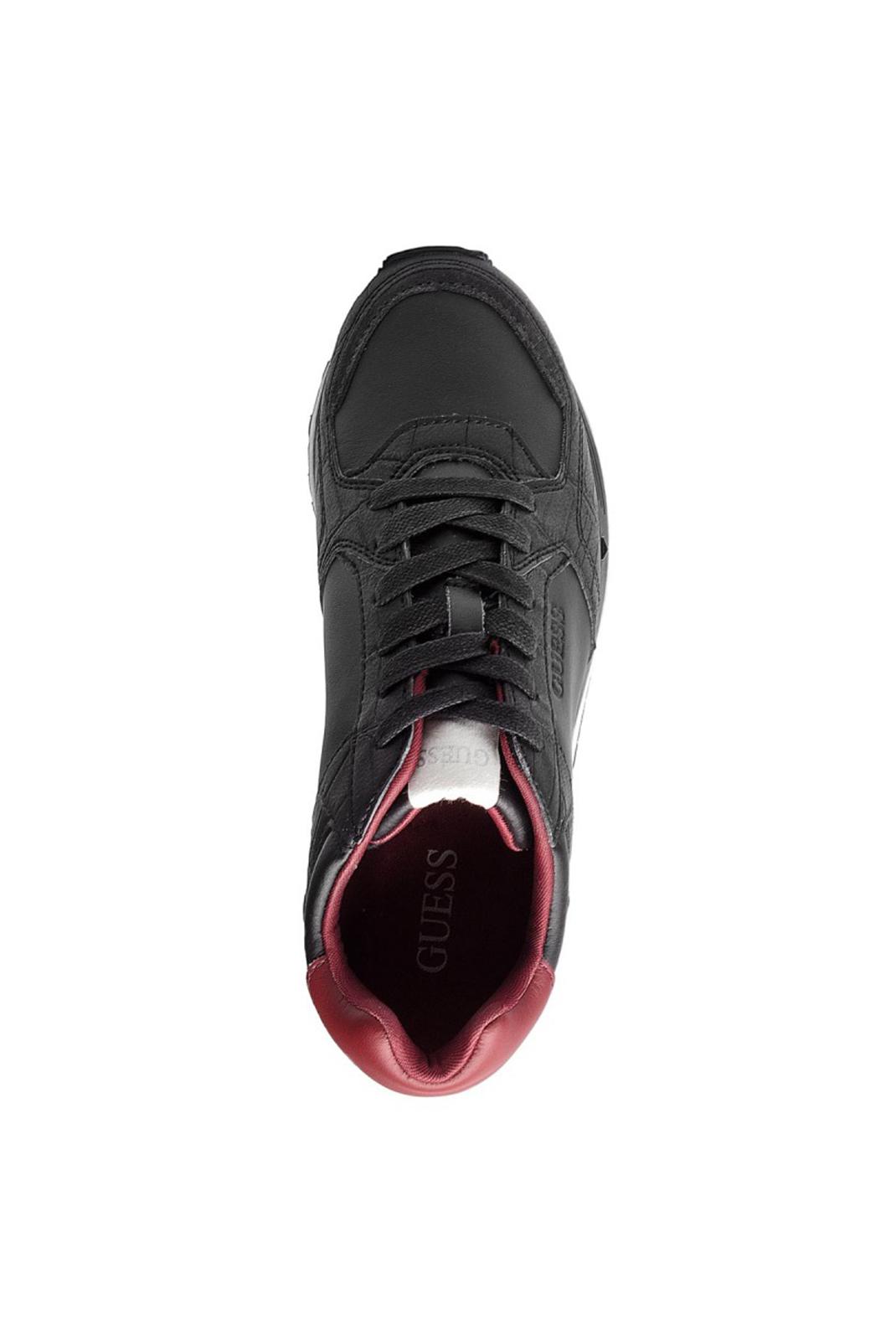 Baskets / Sport  Guess jeans FMCAL4 LEA12 BLACK