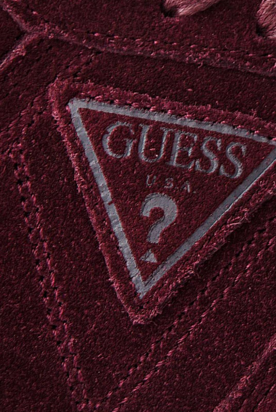 Baskets / Sport  Guess jeans FMCRL3 SUE12 BURGU