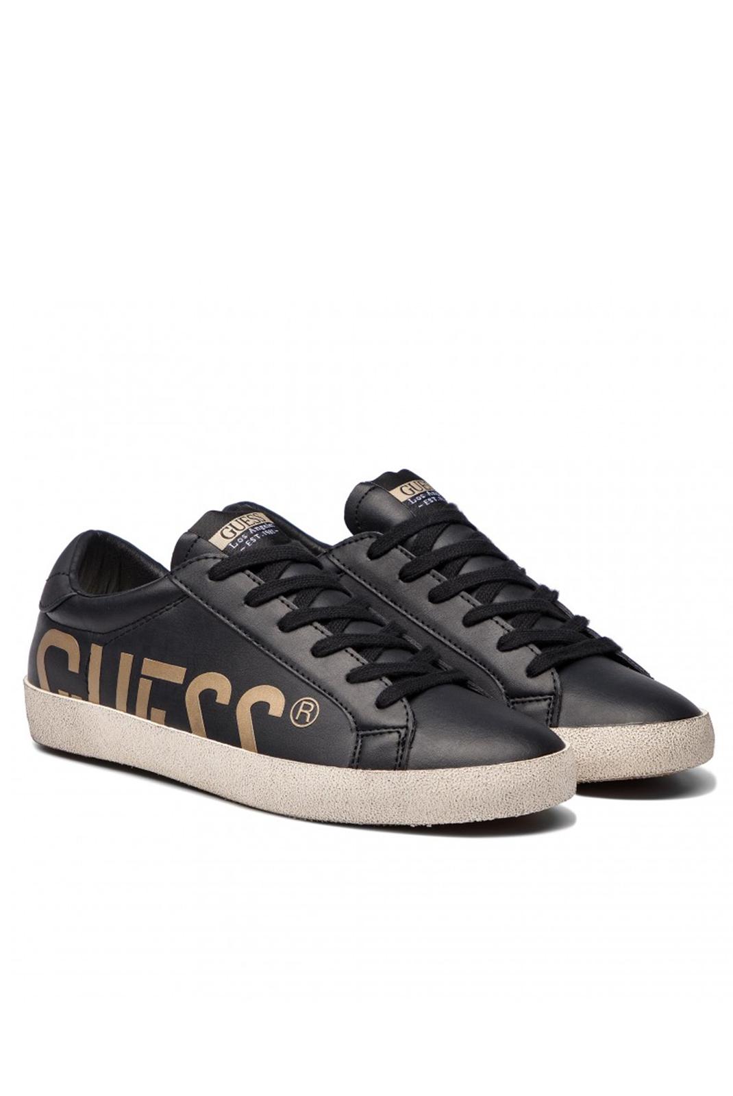 Baskets / Sport  Guess jeans FMRYN4 ELE12 BLACK/BLACK