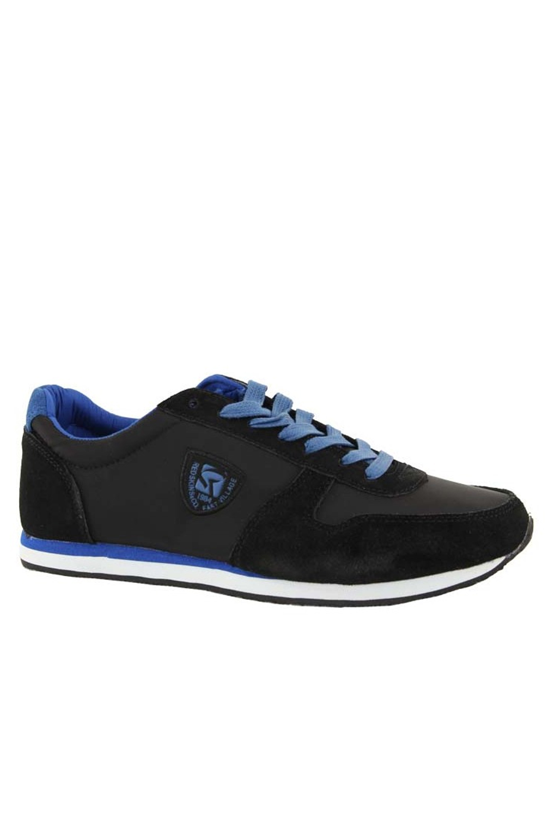 Baskets / Sport  Redskins DISCO NOIR/BLEU