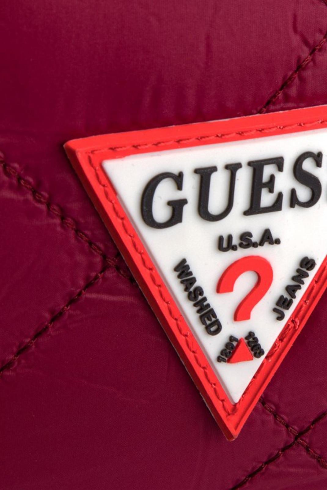 Sacs à dos  Guess jeans HM6526 NYL84 BORDEAUX