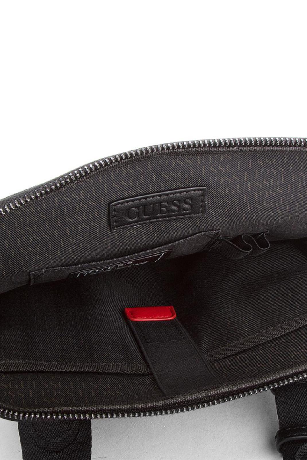 Sacs à bandoulière  Guess jeans HM6570 POL84 BLACK