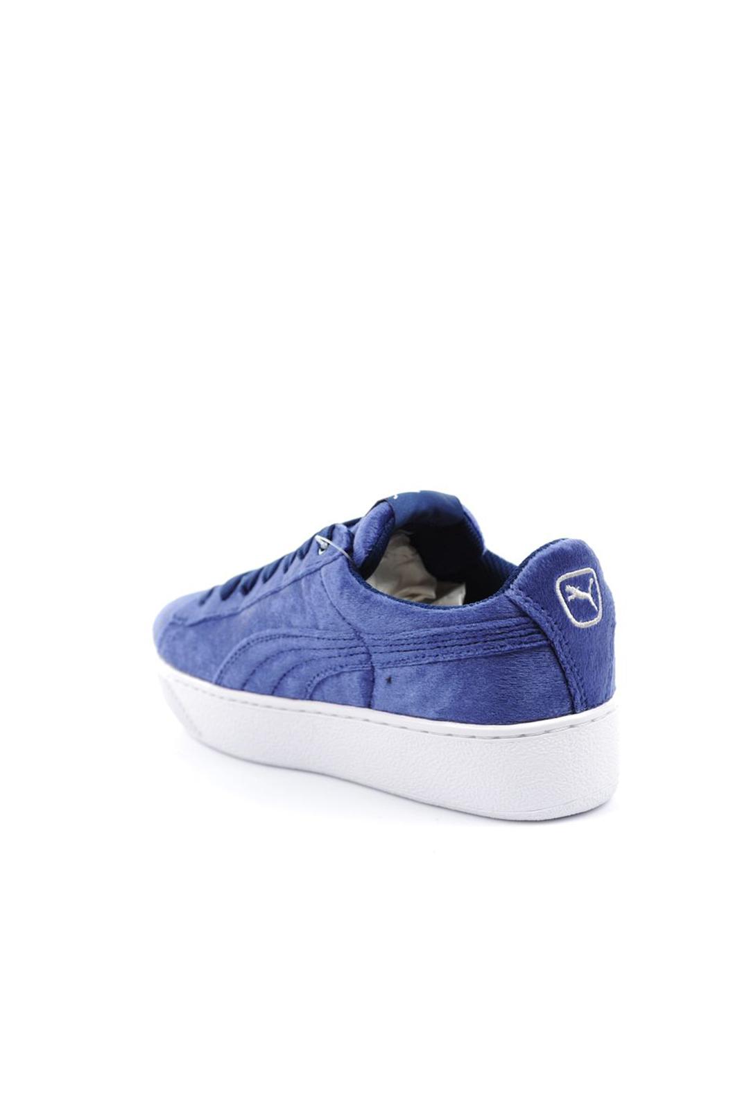 Puma BLUE DEPTHS 364978 01 FEMME Baskets Sneakers qXwOFEA