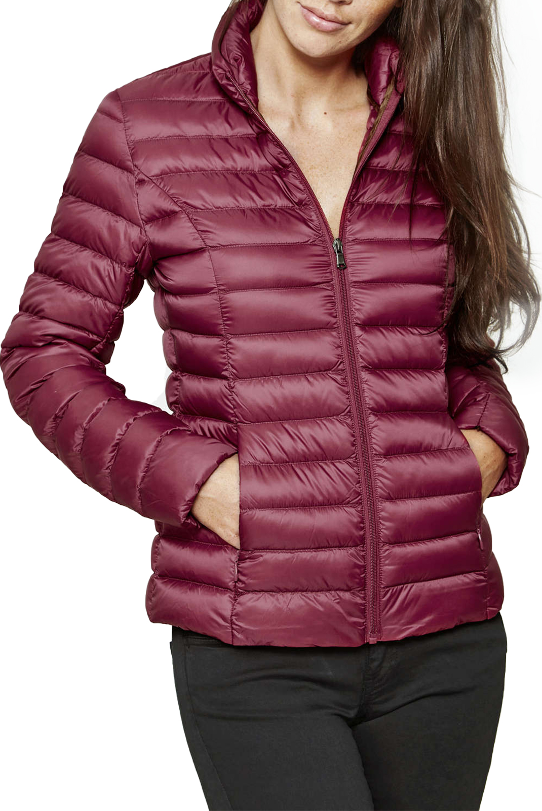Blouson  Just over the top CHA 418 FRAMBOISE