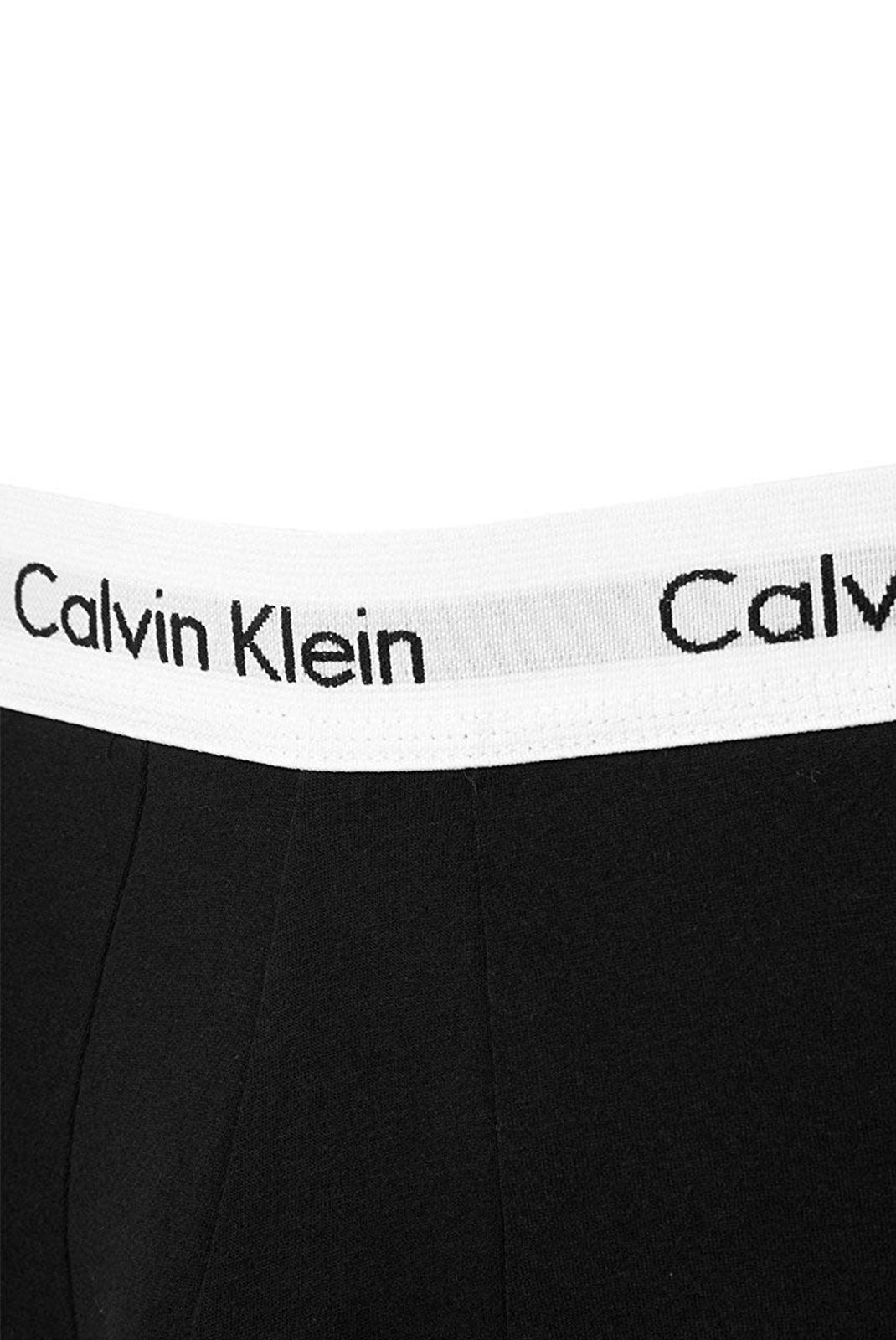 Slips-Caleçons  Calvin klein U2662G 998 NOIR/BLANC/GRIS