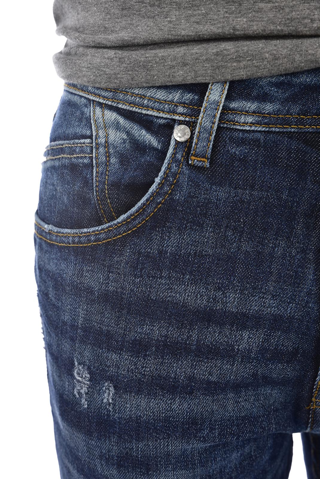 slim / skinny  Guess jeans M84A01 D2F21 CHARLIE STRIKERS