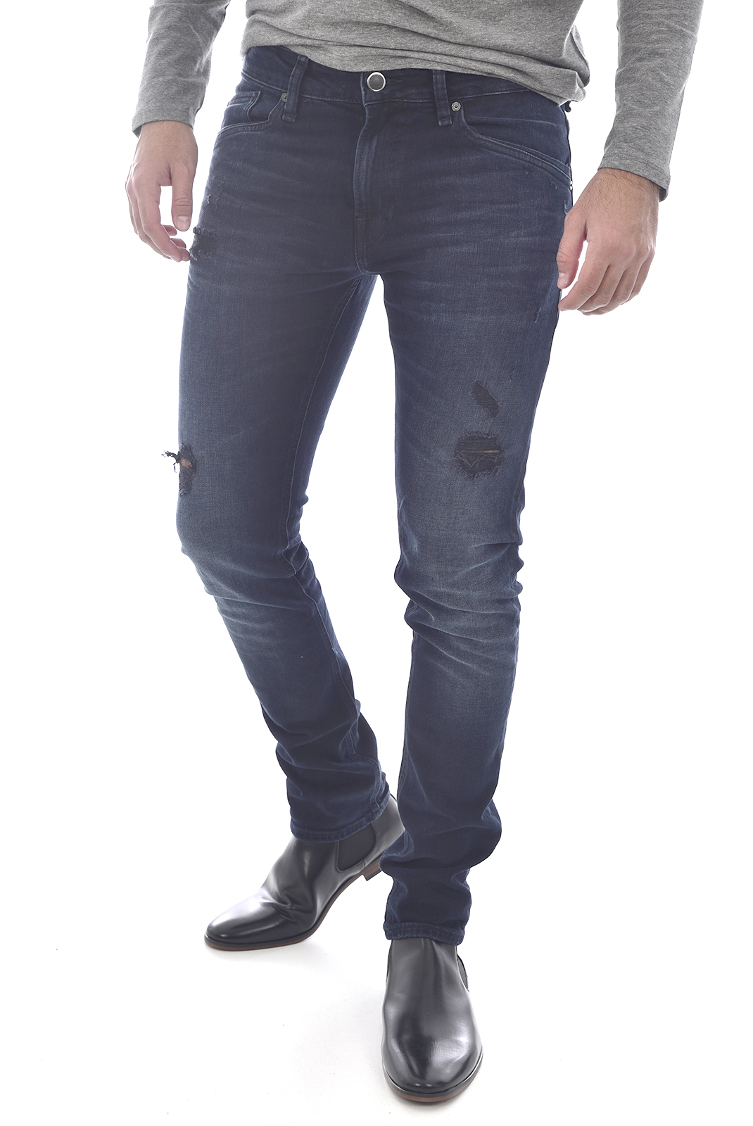 slim / skinny  Guess jeans M84A12 D3C80 MIAMI POCKET GROOVER