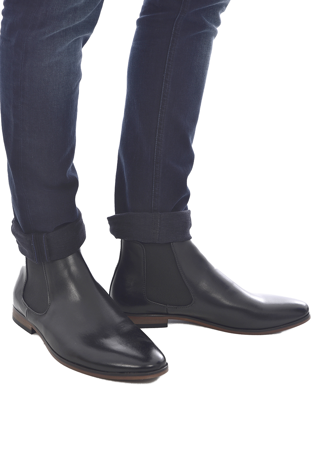 Chaussures de ville  Galax GH3072 NOIR