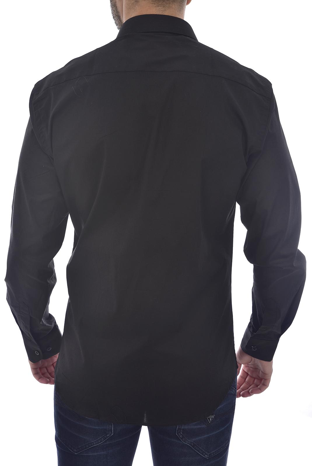 Chemises manches longues  KoW AARON'S NOIR