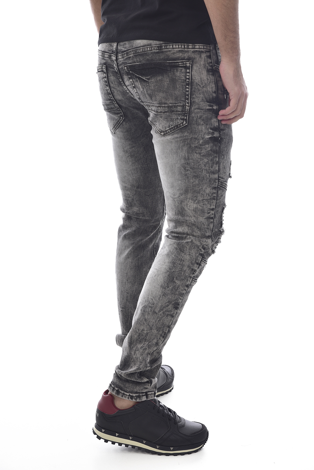 Jeans  Leo gutti 5088 GRIS
