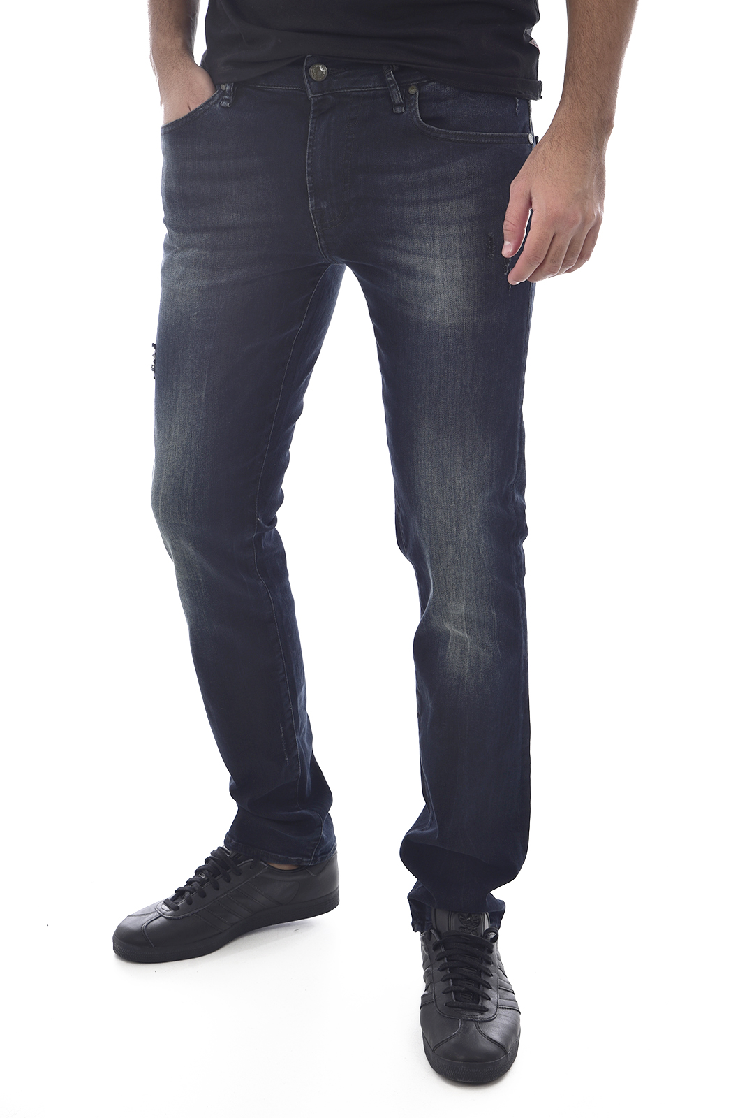 slim / skinny  Guess jeans M84AN2 D2431 ANGELS DUNK